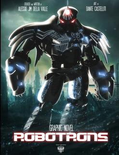 Book : Robotrons - Della Valle, Alessio Jim