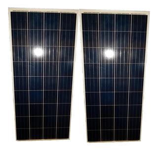 2 X Panel Solar Fotovoltaico 150 Watts 150wp 150w C/u = 300w