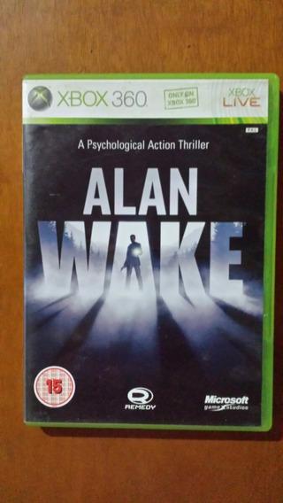Alan Wake Original Xbox 360 Por Apenas
