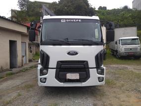 Ford Cargo 1319 4x2 Ano 2013 Unico Dono Raridade