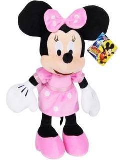 Minnie Peluche 60 Cm Original