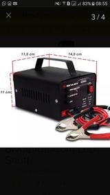Carregador Bateria Carro Moto 12volts 5 Ampéres