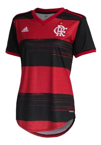 Camisa Do Flamengo Lançamento Feminino - Modelo 2020