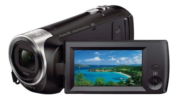 Filmadora Sony Hdr-cx440 Fhd 30x Wifi