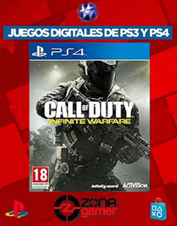 Call Of Duty Infinite Warfare Ps4 Oferta !!!