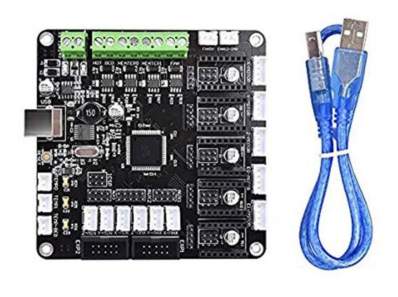 Placa-mãe 3d Kfb3.0 Control Board Com Cabo Usb Para Impresso