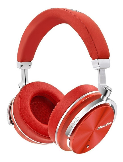 Fone De Ouvido Bluetooth Bluedio T4s Com Cancelamento Ruídos