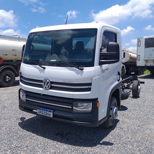 Vw Delivery Express Apenas 11mkm C/ A/c -- 35s14 Daily 5140