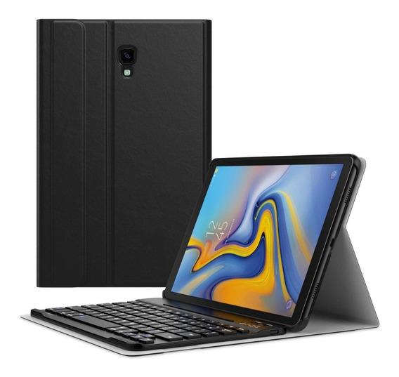 Capa Teclado P/ Tablet Samsung Galaxy Tab A 10.5