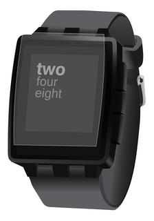 Vidrio Templado Gorila Glass Smartwatch Pebble Steel