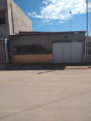 Vende Ou Troca Casa Por Chácara Ou Rancho No Corumbá Iv