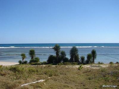 Terreno En Juan Dolio Con Frente De Playa