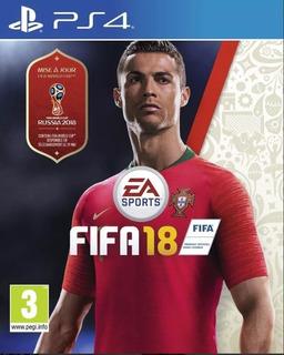 Fifa 18 World Cup Russia 2018 Ps4 Digital 1º Con Tu User!