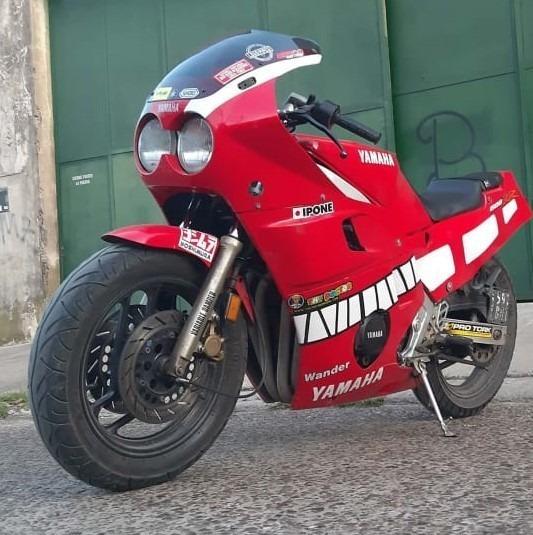 Yamaha Fz 600 Modelo 87