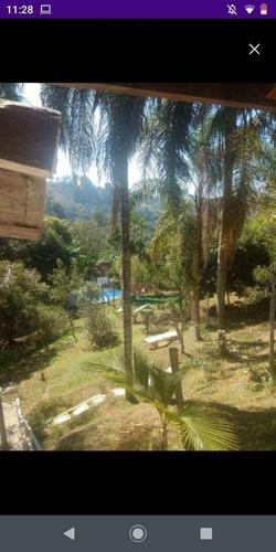 Imagem 1 de 6 de Chácara Com 2 Dormitórios À Venda, 5000 M² Por R$ 650.000 - Condomínio Villagio Fazendão - São José Dos Campos/sp - Ch0810