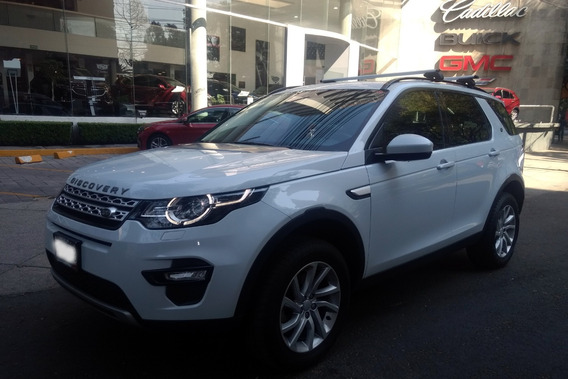 Land Rover Discovery Sport Hse 7 Pas 2018.