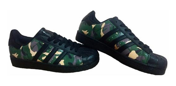 adidas Superstar Camuflaje Envio Inmediato