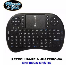 Mini Teclado Sem Fio Wireless Touchpad Universal
