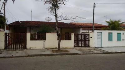 Ótima Casa Com Churrasqueira E Edícula Com Suíte - Itanhaém