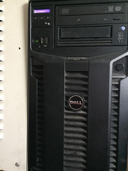 Servidor Dell T410 2x Xeon Six Core 64gb Memoria Lto Ultrani