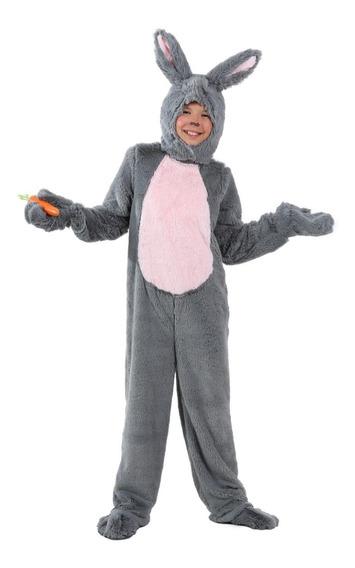 Disfraz De Conejo Gris (niño)