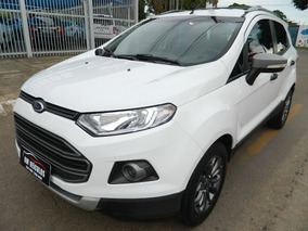 Ecosport Freestyle 1.6 Flex 2013, Câmbio Manual