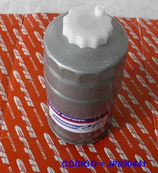 Filtro Combustivel +filtro Ar + Pastilha Effa Pick-u Plutus
