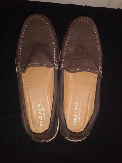 Sapatos Cole Haan Grand Os Mocassim Couro Tam 41 R$459,99