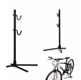 Apoyador Atril Pedestal Bicicleta Ajustable Armable Aluminio