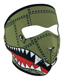 Máscara De Neopreno Zan Motociclista Zanheadgear