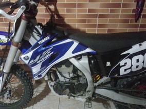 Yamaha Yzf450f 2009