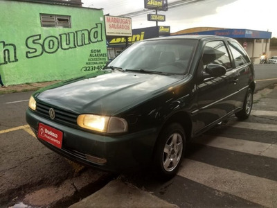 Gol 1.0 Mi 8v Gasolina 2p Manual