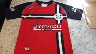 Camisa Oficial Do Time Montevidéu Wanderers Do Uruguai