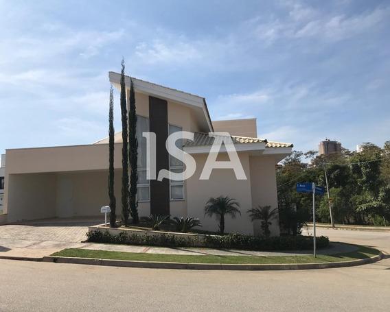 Alugo Imóvel , Condomínios Jardim Residencial Giverny,parque Campolim,sorocaba,casa Térrea Com 03 Suítes E 1 Closet , Sala 2 Ambientes, Escritório - Cc02372 - 34442554