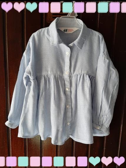Camisa Importada H&m Beba