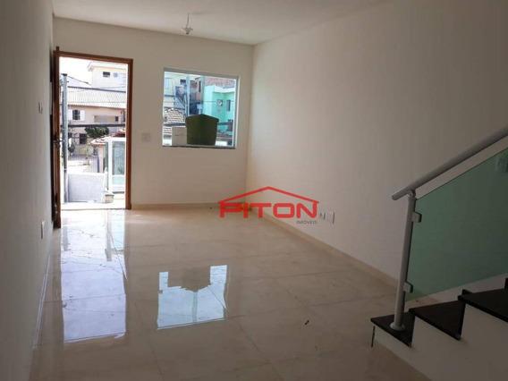 Sobrado Com 3 Dormitórios À Venda, 140 M² Por R$ 480.000 - Jd 3 Marias- São Paulo/sp - So2242