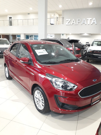 Ford Figo Energy Tm Rojo 2020