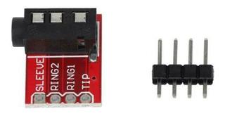 10 Peças 3.5mm Suporte De Áudio Mp3 Fones De Ouvido Estéreo