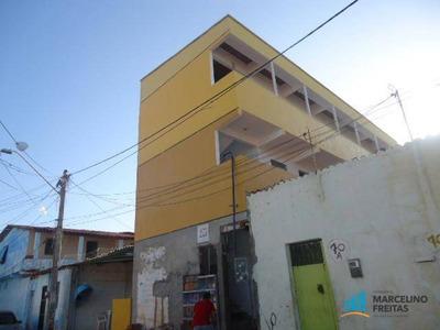 Apartamento Residencial Para Locação, Barra Do Ceará, Fortaleza - Ap0697. - Ap0697