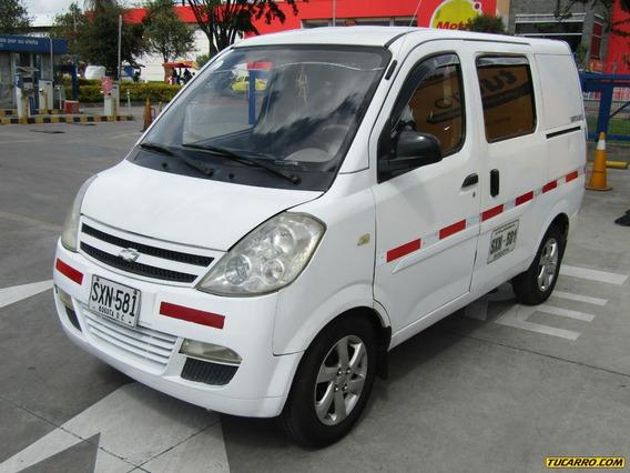 Chevrolet N200 Van Carga