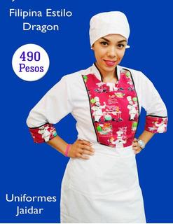 Filipina Chef Estilo Dragon