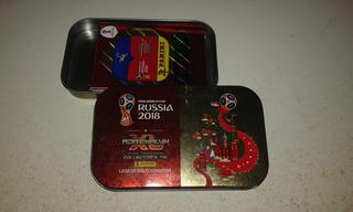 Lata 16 Cards Adrenalyn Futebol Copa Da Rússia 2018 Panini