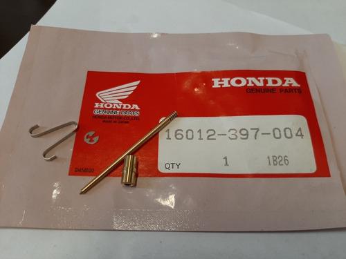 Agulha Pistonete Carburador Cg125 76/82 16012-397-004 Honda