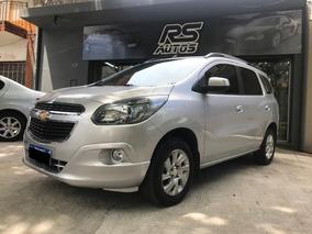 Chevrolet Spin 1.8 Ltz 5as 105cv - Como Nueva - Pocos Km!