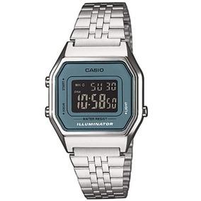 Relogio Casio La680 Wa-2bd Cronometro Alarme Vintage Wr Az