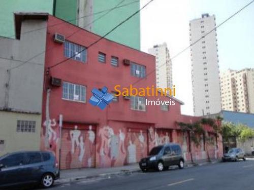 Galpão A Venda Em Sp Brás - Gl00172 - 69333076