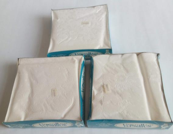 Servilletas Papel Versalles 34 X 34 Cm 3 Paquetes 50 Pza C/u