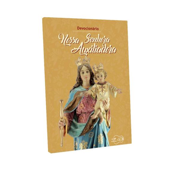 Devocionário Nossa Senhora Auxiliadora - Livro - Canção Nova
