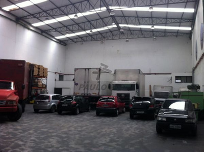 Galpao Industrial - Silveira - Ref: 1590 - L-1590