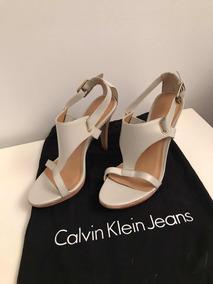 Sandália Calvin Klein